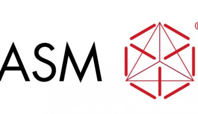 ASM International company logo