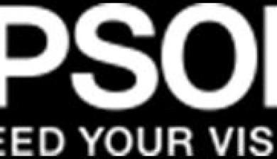 Epson company logo