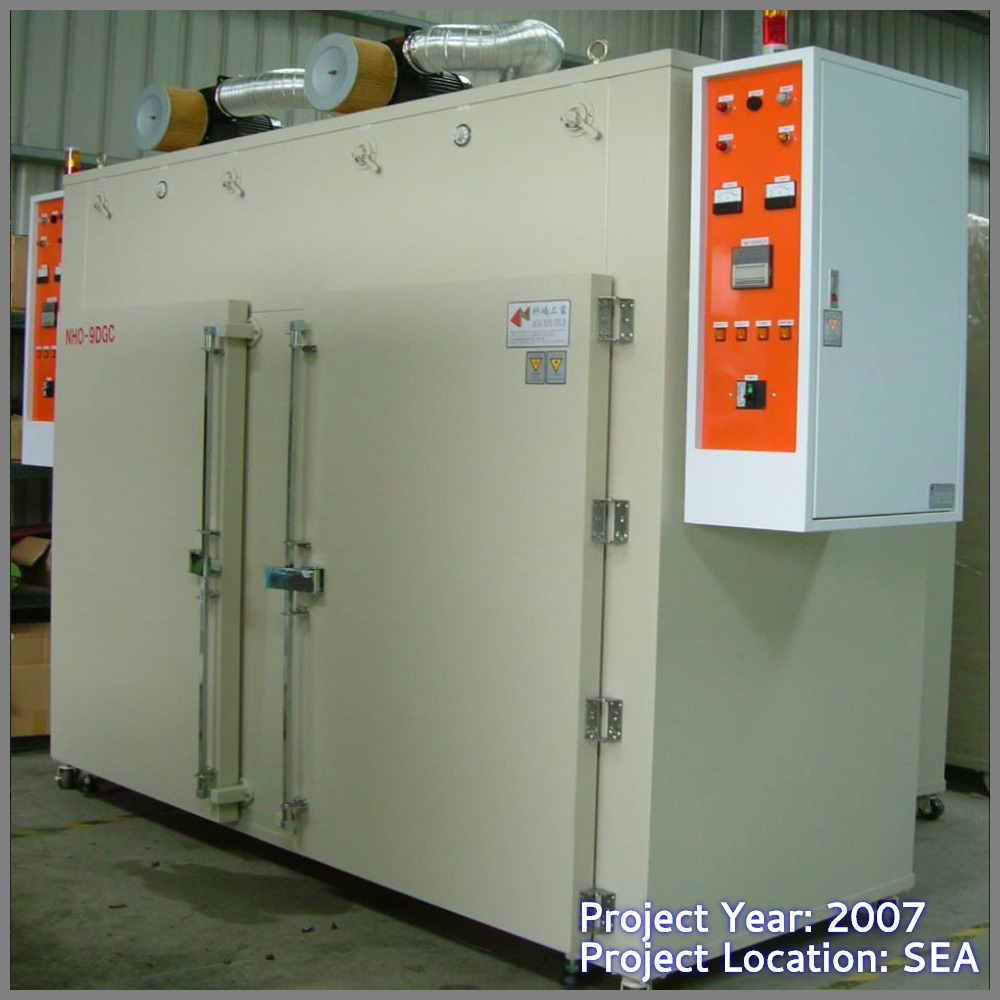 Batch Drying Oven