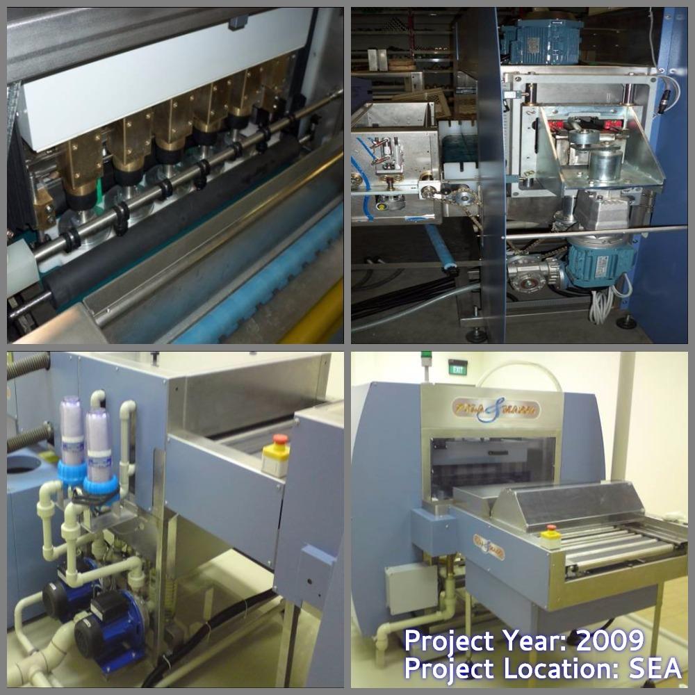 Planarizer Machine