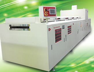 Levitating RtoR Infrared Conveyor Oven
