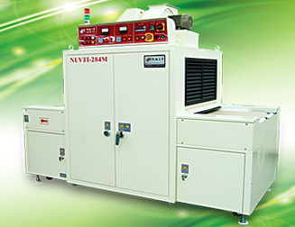 Roll To Roll UV Curing Machine